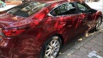 Cần bán lại xe Mazda 6 sản xuất năm 2016, màu đỏ, 730tr