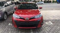 Cần bán Toyota Vios năm 2019, màu đỏ, giá 511tr