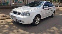 Cần bán xe Daewoo Lacetti MT Max đời 2004, màu trắng, xe đẹp