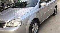 Bán ô tô Daewoo Lacetti đời 2010, màu bạc, không kinh doanh, gầm khung chắc