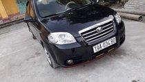 Bán Daewoo Gentra sản xuất 2008, màu đen, nhập khẩu nguyên chiếc, xe đẹp