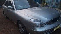 Bán Daewoo Nubira II 1.6 2001, màu bạc, xe gia đình, 88tr