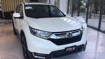 Bán Honda CRV L trắng có sẵn giao ngay tặng phụ kiện + bảo hiểm liên hệ ngay 0933.147.911