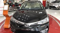 Bán Toyota Corolla Altis 1.8G cao cấp đời 2019, màu đen- tặng 1 năm bảo hiểm xe