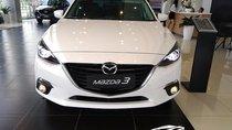 Bán ô tô Mazda 3 sản xuất 2019, màu trắng, giá cạnh tranh nhất thị trường