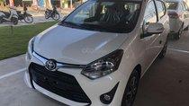 Bán Toyota Wigo 1.2 số sàn 2019, màu trắng, nhập khẩu, khuyến mãi tốt