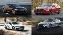 10 mẫu xe có tính năng giảm thiểu tiếng ồn chủ động: Honda Accord, Lexus LS góp mặt
