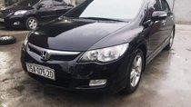 Cần bán lại xe Honda Civic 2.0 AT 2008, màu đen chính chủ