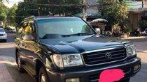 Bán Toyota Land Cruiser đời 2000, màu đen, 310 triệu