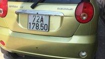Bán Chevrolet Spark năm 2008, nhập khẩu, số tự động