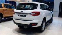 Bán Ford Everest Ambient sản xuất 2018, màu trắng, nhập khẩu nguyên chiếc, 999tr