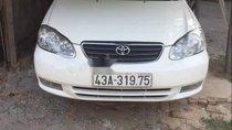 Cần bán Toyota Corolla Altis đời 2002, màu trắng chính chủ