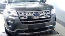 Cần bán Ford Explorer Limited 2018, màu xám