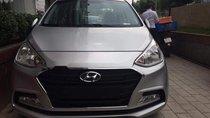 Cần bán xe Hyundai Grand i10 MT đời 2019, màu bạc