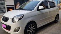 Cần bán Kia Morning 2010, màu trắng xe gia đình, giá chỉ 199 triệu