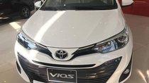 Bán ô tô Toyota Vios sản xuất 2019, màu trắng, giá tốt