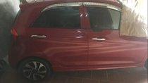 Cần bán Kia Morning năm 2016, màu đỏ, giá chỉ 318 triệu