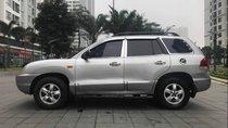 Cần bán Hyundai Santa Fe Gold 2008, màu bạc chính chủ, 295tr