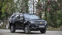 Bán Chevrolet Trailblazer đời 2019, màu đen, nhập khẩu