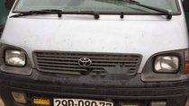 Cần bán lại xe Toyota Hiace sản xuất năm 2002, màu bạc giá cạnh tranh