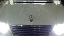 Bán Mercedes C200 năm sản xuất 2003, màu trắng, nhập khẩu
