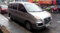 Bán Hyundai Starex 6 chỗ, xe nhập 2004, xe nhập khẩu Hàn Quốc, số tay, máy dầu