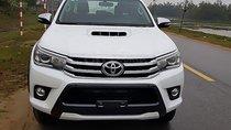Bán ô tô Toyota Hilux G năm sản xuất 2015, màu trắng, nhập khẩu