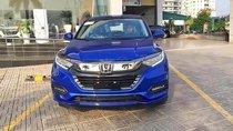 Bán Honda HR-V L sản xuất năm 2019, màu xanh lam, nhập khẩu 100%