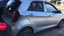 Bán xe Kia Morning sản xuất 2014, màu bạc, xe gia đình đi kỹ rất đẹp