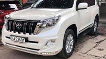 Cần bán gấp Toyota Prado TXL sản xuất 2016, màu trắng, xe nhập chính chủ