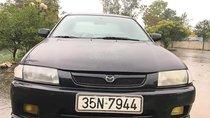 Bán xe Mazda 323 1.6 MT sản xuất năm 1998, màu đen, nhập khẩu