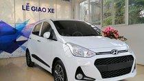 Hyundai Grand i10 1.2 MT giá sốc KM lớn, trả góp 85%, hỗ trợ đăng ký Grab, taxi. LH 0976096331