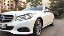Bán Mercedes Benz E250 2014 xe đẹp, màu trắng cam kết chất lượng bao kiểm tra tại hãng