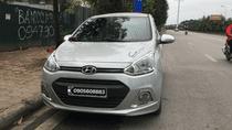 Bán Hyundai i10 AT 2016, màu bạc, nhập khẩu nguyên chiếc