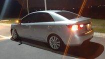 Bán xe Kia Cerato MT đời 2011, màu bạc, nhập khẩu, xe đẹp