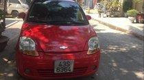Gia đình bán lại xe Chevrolet Spark đời 2009, màu đỏ