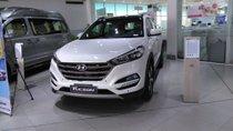 Cần bán Hyundai Tucson 1.6 Turbo AT năm 2019, màu trắng, giá 884tr
