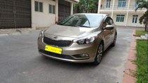 Cần bán gấp Kia K3 AT sản xuất 2014, xe gia đình, 1 chủ sử dụng, tình trạng xe rất tốt