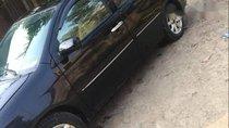 Gia đình bán xe Toyota Vios sản xuất năm 2006, màu đen