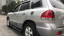 Cần bán gấp Hyundai Santa Fe 2008, màu bạc, Đk lần đầu 2008