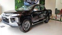 Cần bán xe Mitsubishi Triton sản xuất 2019, màu đen, nhập khẩu, 818 triệu