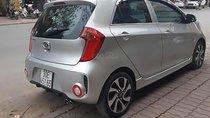 Bán xe Kia Morning Si MT sản xuất 2016, màu bạc