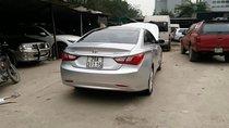 Bán ô tô Hyundai Sonata năm sản xuất 2011, màu bạc, nhập khẩu