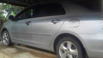 Cần bán xe Toyota Vios đời 2010, màu bạc, 345 triệu