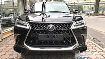 Bán xe Lexus LX LX570 - 4 chỗ SX 2018, màu đen độ MBS Trung Đông