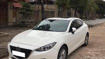 Bán Mazda 3 tự động sx 2018, màu trắng