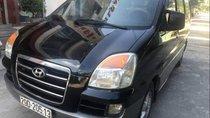 Gia đình bán Hyundai Starex đời 2006, màu đen, 6 chỗ 800kg