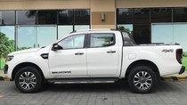 Cần bán Ford Ranger Wildtrak 2.2L 4x4 (2 cầu) năm sản xuất 2017, màu trắng, xe nhập, giá chỉ 730 triệu