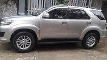 Bán Toyota Fortuner 2.5G đời 2013, màu bạc chính chủ