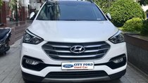 Bán Hyundai Santa Fe 2018 máy dầu bản Full, có trả góp, bảo hành đến 2021